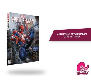 Marvel's Spiderman City At War