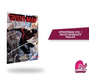 Spiderman Vol 1 Miles Morales Inglés