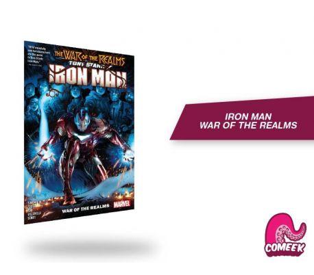 Iron Man War Of The Realms