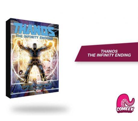Thanos Infinity Ending