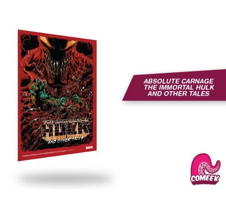 Absolute Carnage Immortal Hulk and Other Tales