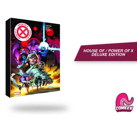 House of X / Power of X Inglés