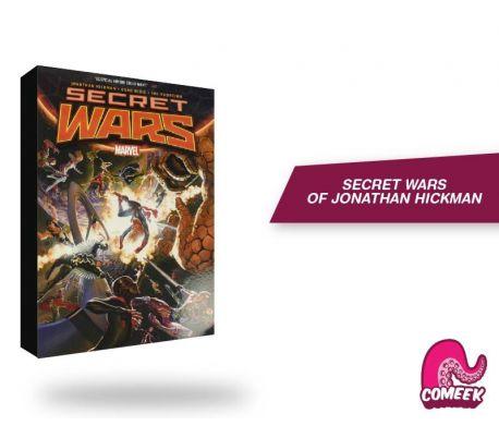Secret Wars of Jonathan Hickman