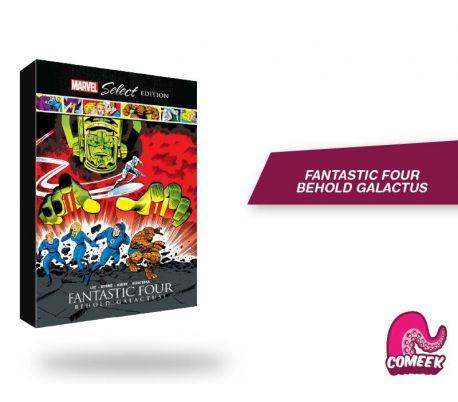 Fantastic Four - Behold Galactus