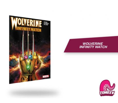 Wolverine Infinity Watch