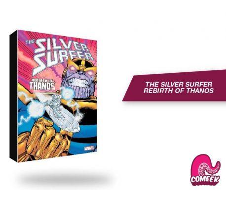 Silver Surfer Rebirth of Thanos