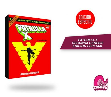 Xmen Segunda Génesis Edición Coleccionista
