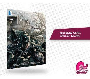 Batman Noel pasta dura