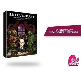 H.P Lovecraft Vida Y Obra Ilustradas
