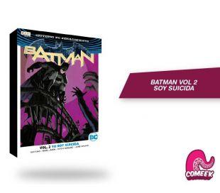 Batman Vol 2 Soy Suicida