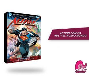 Action Comics Vol 4 El Nuevo Mundo