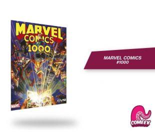 Marvel Comics 1000 En español