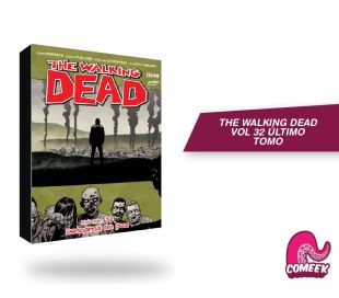 The Walking Dead Vol 32 (Último Tomo)