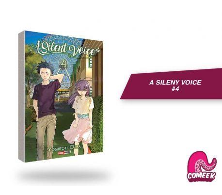 A Silent Voice número 4