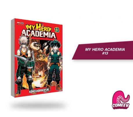 My Hero Academia número 13