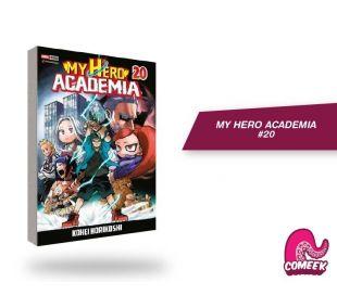 My Hero Academia número 20