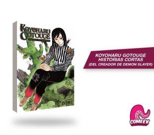 Koyoharu Gotouge Historias Cortas