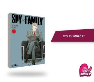 Spy x Family núm 1