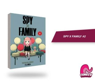 Spy x Family núm 2