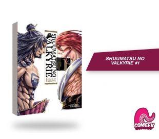 Shuumatsu No Valkyrie núm. 1