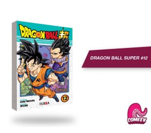 Dragon Ball Super número 12