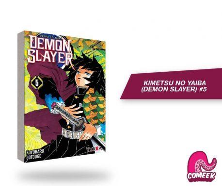 Kimetsu No Yaiba (Demon Slayer) número 5