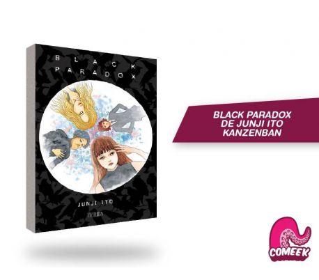 Black Paradox de Junji Ito
