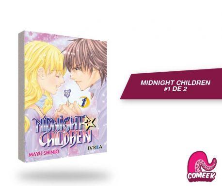 Midnight Children número 1 de 2