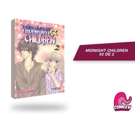 Midnight Children número 2 de 2