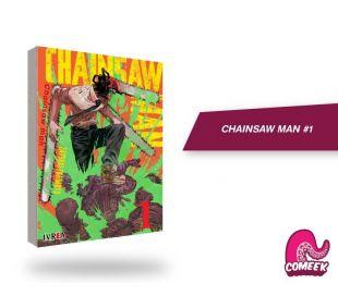 Chainsaw Man número 1