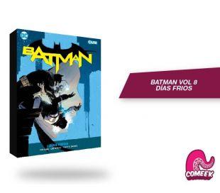 Batman Vol 8 Días Frios
