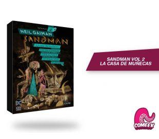 Sandman Vol 2 La Casa de Muñecas (pasta blanda)