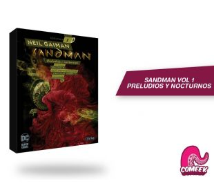 Sandman Vol 1 Preludios y Nocturnos