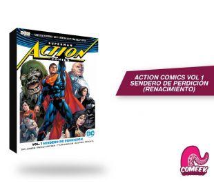 Action Comics Vol 1 Sendero de Perdición