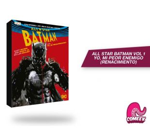 All Star Batman Vol 1 Yo, Mi Peor Enemigo
