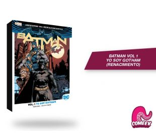 Batman Vol 1 Yo Soy Gotham