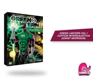 Green Lantern Vol 1 Justicia Intergaláctica