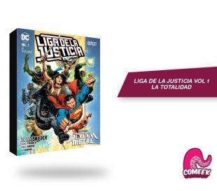 Liga de la Justicia Vol.1 La Totalidad