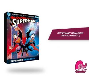 Superman Vol 3 Renacido