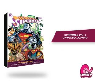 Superman Vol 5 Universo Bizarro