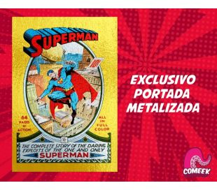 Superman número 1 Exclusvio