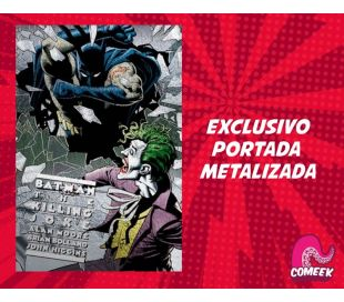 Killing Joke Exclusivo