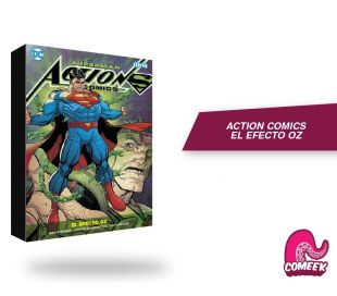 ACTION COMICS EL EFECTO OZ