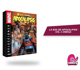 LA ERA DE APOCALIPSIS VOL 4