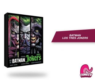 Batman Los Tres Jokers