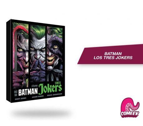 Batman Los Tres Jokers