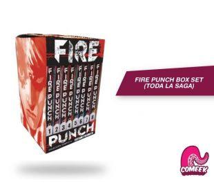 Fire Punch Box Set (serie completa)