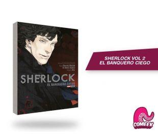 Sherlock número 2 El Banquero Ciego