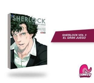Sherlock número 3 EL Gran Juego