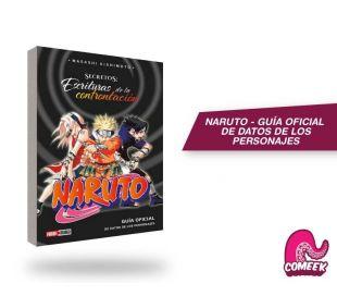 Naruto Guía Oficial